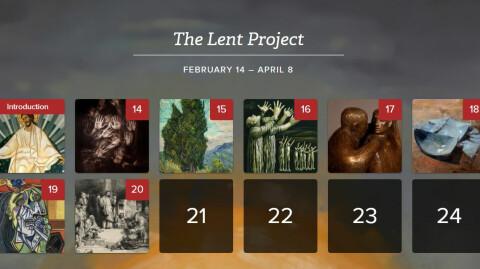 Lent Project 2019