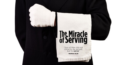 Sunday message: Serving is our highest calling