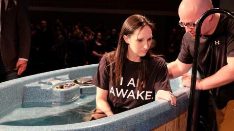 Ashley Riibe: Saying yes to God