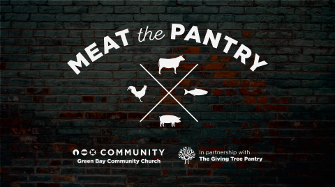 MEAT the Pantry Food Drive